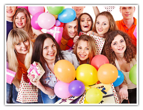 Fun Center Teen Birthday Parties - Edmonds, WA