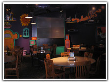 Tukwila Family Fun Center - Bullwinkle's Restaurant