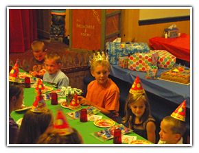 Fun Center Kids Birthday Parties - Wilsonville, OR